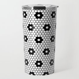 Honeycomb Heaven Travel Mug