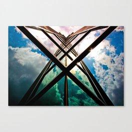 # 418 Canvas Print