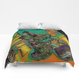 Ploughman's Feast Comforters