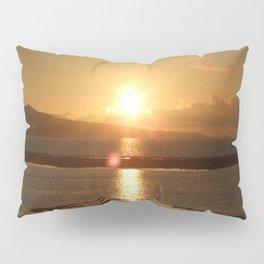 Playa Las Canteras, Gran Canaria, Spain Pillow Sham
