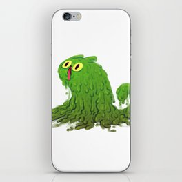 Slime Cat iPhone Skin