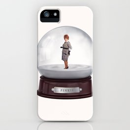 Have Yourself a Merry Lucy Christmas with Pinkie iPhone Case
