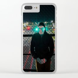 See Right Through Clear iPhone Case
