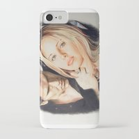 buffy the vampire slayer iPhone & iPod Cases featuring Buffy - The Vampire Slayer by ChiaraG27