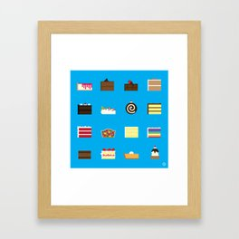 Cake 2 Framed Art Print