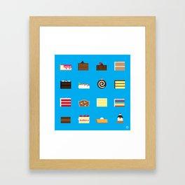 Cake 2 Framed Art Print