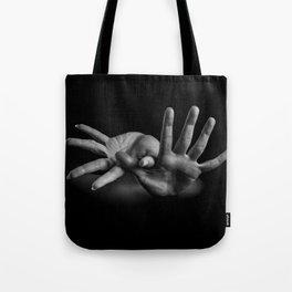 hands 3 Tote Bag