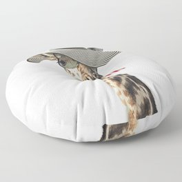 SAFIRA ZHIRAFETTA Floor Pillow