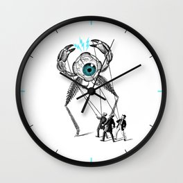 The Taming  Wall Clock