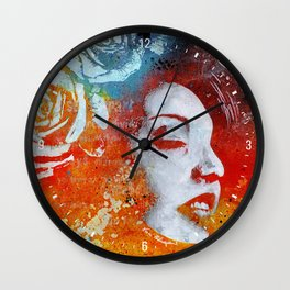 To Our Friends In The Great White North Wall Clock