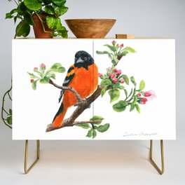 Orchard Prince by Teresa Thompson Credenza