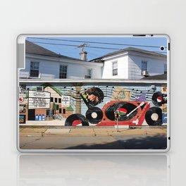 Wonderland Records Laptop & iPad Skin