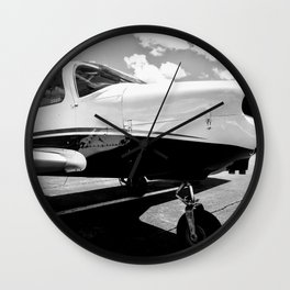 Classic Aviation Wall Clock