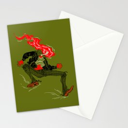 HOT HEAD Stationery Cards