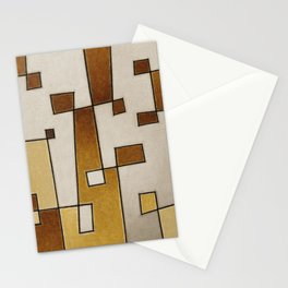 Protoglifo 07 'From gold to copper' Stationery Cards