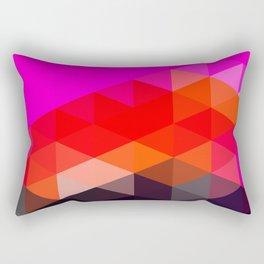 Modern Totem 02. Rectangular Pillow