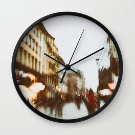 Malmo In Motion 2 Wall Clock