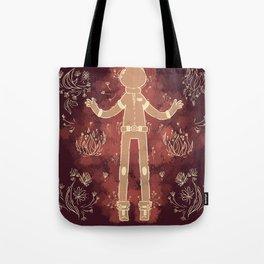 Fleurnaut exp Tote Bag