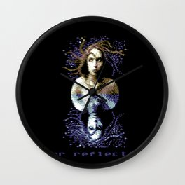 StarReflection Wall Clock