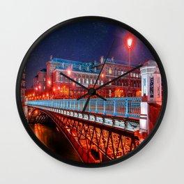 Access Wall Clock
