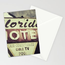 Florida Road Trip Stationery Cards