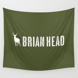 Deer: Brian Head, Utah Wall Tapestry
