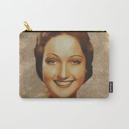 Dorothy Lamour, Hollywood Legend Carry-All Pouch