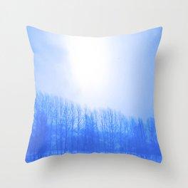 Winter 7 Throw Pillow
