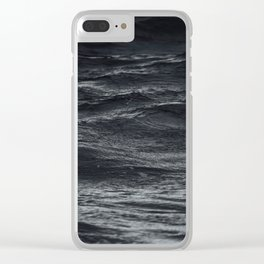 Dark Coast Clear iPhone Case