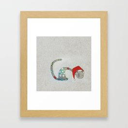 Advent Calendar - Day 22 Framed Art Print