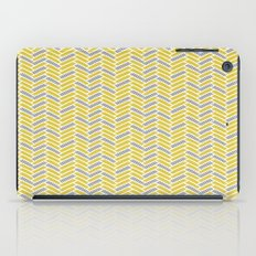 inspired herringbone iPad Case