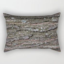 Tree Bark I Rectangular Pillow