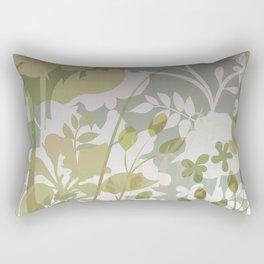 Woodland Awakening - Muted Rectangular Pillow
