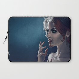 Come The Night Laptop Sleeve