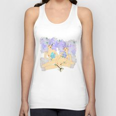 Polar Girls Unisex Tank Top