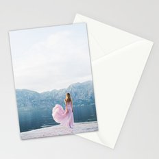 Pastel summer Stationery Cards