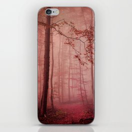 Rose Red's Forest iPhone Skin