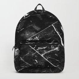 Black Granite Tiles Backpack