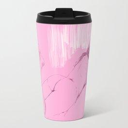 Chica rosada 2 Travel Mug