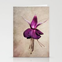 ballerina Stationery Cards featuring ballerina by lucyliu