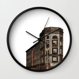 RODIER BUILDING Wall Clock