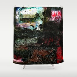 Encounters 32 by Kathy Morton Stanion Shower Curtain