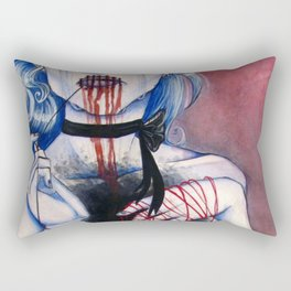 Frostbite  Rectangular Pillow