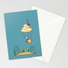 Sweet world Stationery Cards