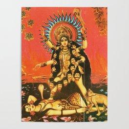 Hindu - Kali 5 Poster