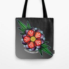 September Flower Tote Bag