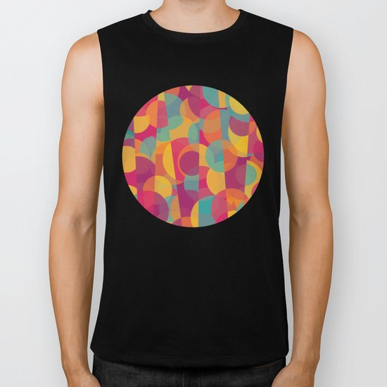 Colorful Dream Biker Tank