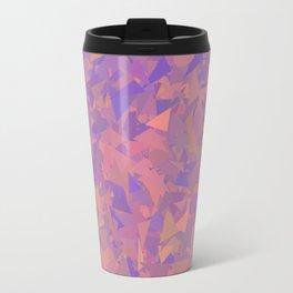 Sunset Mosaic 3 Travel Mug