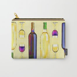 Let's Have Some Wine Carry-All Pouch