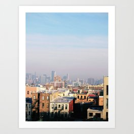 Brooklyn, New York Art Print